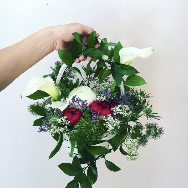 27 Mag 2020 Flower Basket